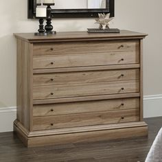 The Sauder Barrister Lane 3 Drawer Chest gives you some long, deep storage drawers for your extra clothes. Plus, it is strong enough to hold up to a 40 inch TV weighing 50 lbs. 3 Drawer Tv Stand, 3 Drawer Chest, Chest Of Drawers, Storage Drawers, Commercial Office Furniture, Furniture Manufacturers, Drawer Fronts, Wood Construction, Shabby Chic Furniture