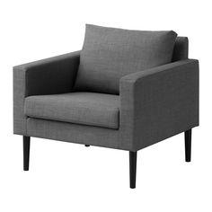 IKEA FRIHETEN Lepotuoli, Skiftebo harmaa 129,- / kpl Artikkelinumero: 303.047.93