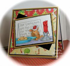 Congratulations Barb, on becoming our newest featured stamper. I loved looking through your lovely gallery. Here is the cute HM card that inspired me [url=http://www.splitcoaststampers.com/gallery/photo/2581351?&cat=500&ppuser=187201]Christmas Story[/url] I recently purchased the cute