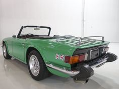 Considered by many to be the most appealing of the T-series Triumphs, the was first brought to market in While the was heavily influenced by its predecessor, the new model was extensively. Dream Cars, Convertible, Automobile, Wheels, Green, Car, Infinity Dress, Autos, Cars