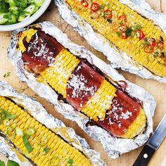 Top 3 Recipes for Corn on the Cob! - Sprouts Farmers Market - sprouts.com #GreatGrillin