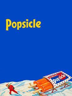 Popsicle  http://www.vintagevenus.com.au/vintage/reprints/info/FD273.htm