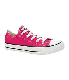 HOT PINK CONVERSE want these sooooo bad!!!!!!!!!!!  all Pink Shoes under $40         #cheap #converse #Sneakers