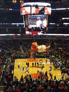 Chicago Bulls game
