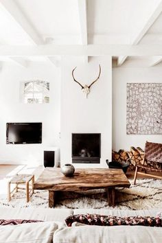 23 rustically chic interiors to inspire your home decor: