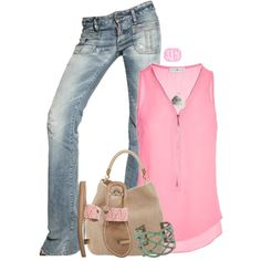 """Untitled #970"" by tmlstyle on Polyvore"