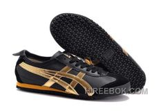 http://www.hireebok.com/onitsuka-tiger-mexico-66-mens-black-gold-discount.html ONITSUKA TIGER MEXICO 66 MENS BLACK GOLD DISCOUNT Only $74.00 , Free Shipping!
