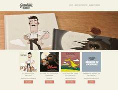 Garabato Books - Editorial www.garabatobooks.com #web #diseno