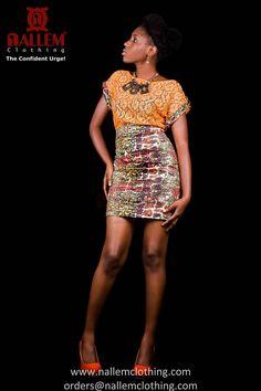 Nallem Clothing Ghana #BrooklynFashionWeek ~Latest African Fashion, African Prints, African fashion styles, African clothing, Nigerian style, Ghanaian fashion, African women dresses, African Bags, African shoes, Nigerian fashion, Ankara, Kitenge, Aso okè, Kenté, brocade. ~DKK