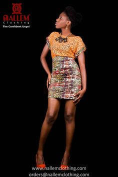 Nallem Clothing Ghana #BrooklynFashionWeek ~Latest African Fashion, African Prints, African fashion styles, African clothing, Nigerian style, Ghanaian fashion, African women dresses, African Bags, African shoes, Nigerian fashion, Ankara, Kitenge, Aso okè, Kenté, brocade. ~DKK
