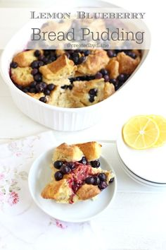 fresh lemons and blueberries give this delicious and easy dessert that must make quality that everyone will enjoy