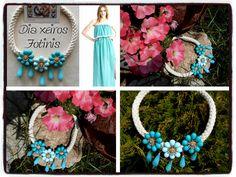 χειροποίητο κολιέ Handmade  jewelry - Heraki.gr