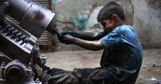 Crianças são as maiores vítimas da guerra civil na Síria - Notícias - Internacional