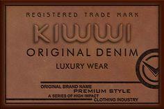Jeans Label's on Behance Garra, Pop Design, Label Design, Fashion Tag, Denim Fashion, Banner Images, Leather Label, Patched Jeans, Hang Tags