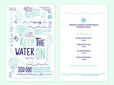 Detroit Water Crisis Print Piece