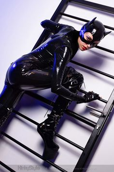 Catwoman by Riona Noire.