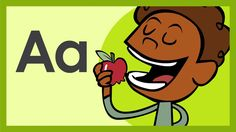 """http://ABCmouse.com/LearnMore """"The Letter A Song"""" (See below for lyrics) Hooray for the letter A! This original animated video from ABCmouse.com features a s..."""