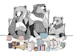 emily may - the three bears