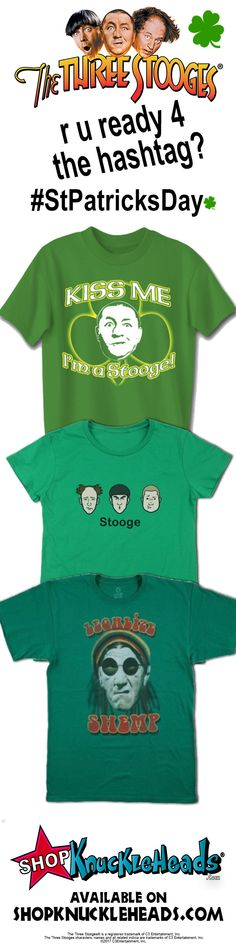Don't get pinched! Shop now at the official Three Stooges store.