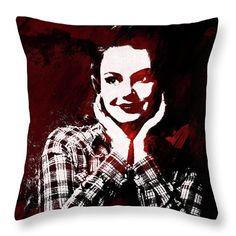 Winsome Lady 1 by Elena Riim. #ElenaRiimFineArtPhotography  #FramedPrint #Photography #ArtForHome #InteriorDesign #HomeDecor #Pillow