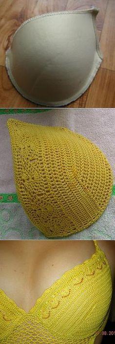Fashion Nova Dress Haul Crochet Summer D… Crochet Dress Dish Towel Pattern; Fashion Nova Dress Haul Crochet Summer D…,Dr. Mode Crochet, Crochet Bra, Crochet Blouse, Crochet Crafts, Crochet Clothes, Crochet Projects, Crochet Patterns Amigurumi, Crochet Stitches, Knitting Patterns