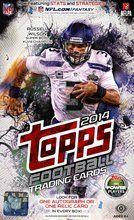 2014 Topps Football Cards Hobby Box - 36 Packs