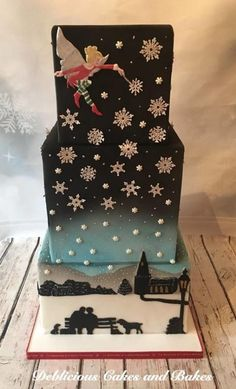 Cuties Little Christmas Collaboration by Debbie Rogers