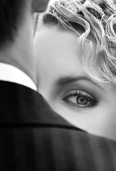 .With your gorgeous eyes, this would be a great shot.