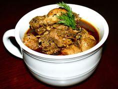 Nepali Tummy!!: Nepali Style Chicken Curry Version 2: Authentic Nepali Juwano (Ajwain) Chicken Curry Recipe!!