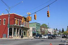 South Lyon, MI.   What a hometown is to me!