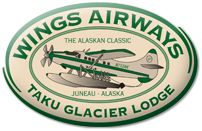 Wings Airways in Juneau, Alaska, offer two adventure tours showcasing the best Alaska has to offer. Glacier flightseeing, a remote log cabin, wilderness trails, wildlife, and to top it off a scrumptious Wild Alaskan King Salmon feast. Some of our frequently asked questions.