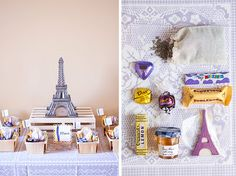 :: armelle blog ::: french inspired party: favors ...