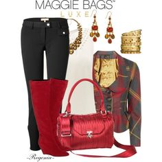 #260 Maggie Bags Soho (contest), created by sparklet-1 on Polyvore