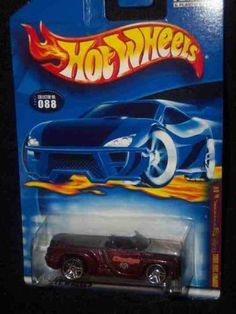 Company Cars Series 4 Dodge Sidewinder Pr-5 Wheels 2001-88 Collectible Collector Car Mattel Hot Wheels 1:64 Scale ** This is an Amazon Affiliate link. See this great product.