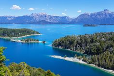 Not far from Bariloche, Argentina, a perfect gateway to outdoor recreation in the area, Victoria Isl. Isla Victoria, Victoria Island, Visit Argentina, Argentina Travel, Rafting, Argentina Culture, Round The World Trip, Water Pictures, Amazing Pictures