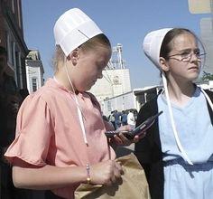 Mennonite ( Like Amish, But not )