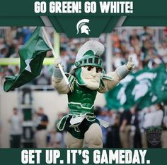 Sparty on!