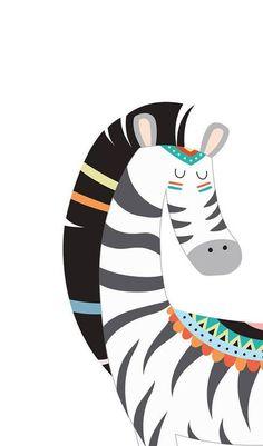 Zebra wall art Zebra decor African animals by WordsAndConfetti Zebra wall art Zebra decor African animals by WordsAndConfetti <!-- Begin Yuzo --><!-- without result -->Related Post . Tribal Animals, African Animals, African Art, Baby Wallpaper, Animal Wallpaper, Scrapbooking Image, Decoration Creche, Zebra Decor, Nursery Canvas Art