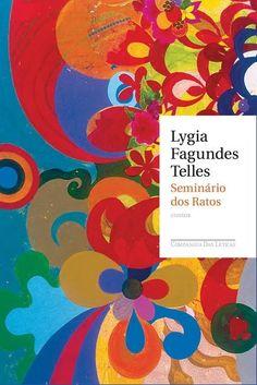 Lygia Fagundes Telles. Artwork: Beatriz Milhares. Design: warrakloureiro