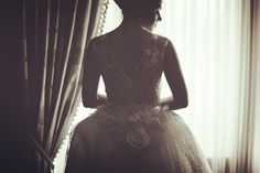 Bridal Beauty, Bridal Makeup, Montreal, High Neck Dress, Wedding, Dresses, Fashion, Mariage, Vestidos