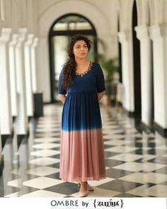 Casual Frocks, Casual Dresses, Fashion Dresses, Churidar Designs, Kurta Designs Women, Indian Party Gowns, Gown Party Wear, Batik Dress, Tiered Dress