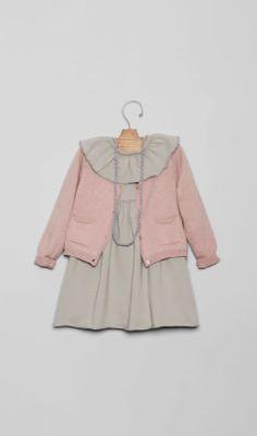 Conjuntos para bebé en la Tienda Online Nícoli Nicoli L1602009-bb Bebe
