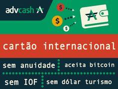 Cartão internacional para viagens e sem pagar IOF - Viver de Dividendos