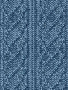 Схемы красивых узоров спицамиПодборка красивых узоров с переплетением петель, связанных спицами. Связанными такими узором пуловеры, свитера или кардиганы обязательно привлекут к себе восхищенные вз…