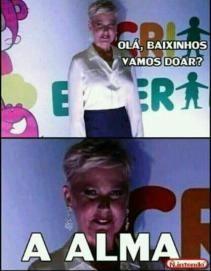 Xuxa satanica