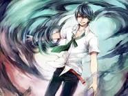 Anime wind art