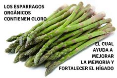 Beneficios del Esparragos Orgánicos - Presentado Por Frutas y Verduras a Domicilio - Cloro | Flickr - Photo Sharing!