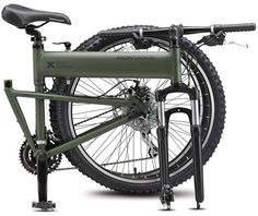 Montague folding mountain bike - originally made for paratroopers