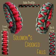 Solomon's Crooked Falls