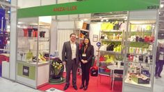 Plastex and AnzaLUX in dacha expo in Moscow 2014! Truly amazing expo!